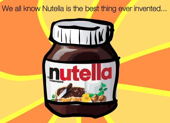 The Awesomesausage #2 – Nutella: Knife vs. Spoon